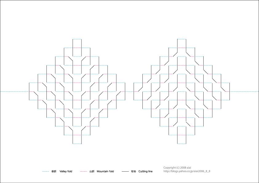 Origamic Architecture Pencil Holder » unikatissima's